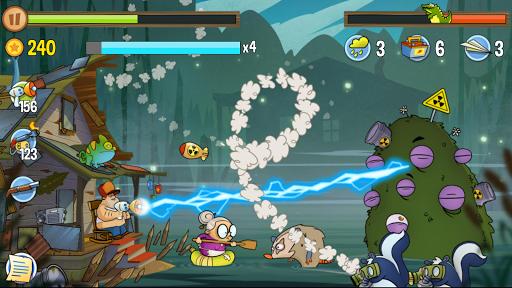Swamp Attack screenshot 24