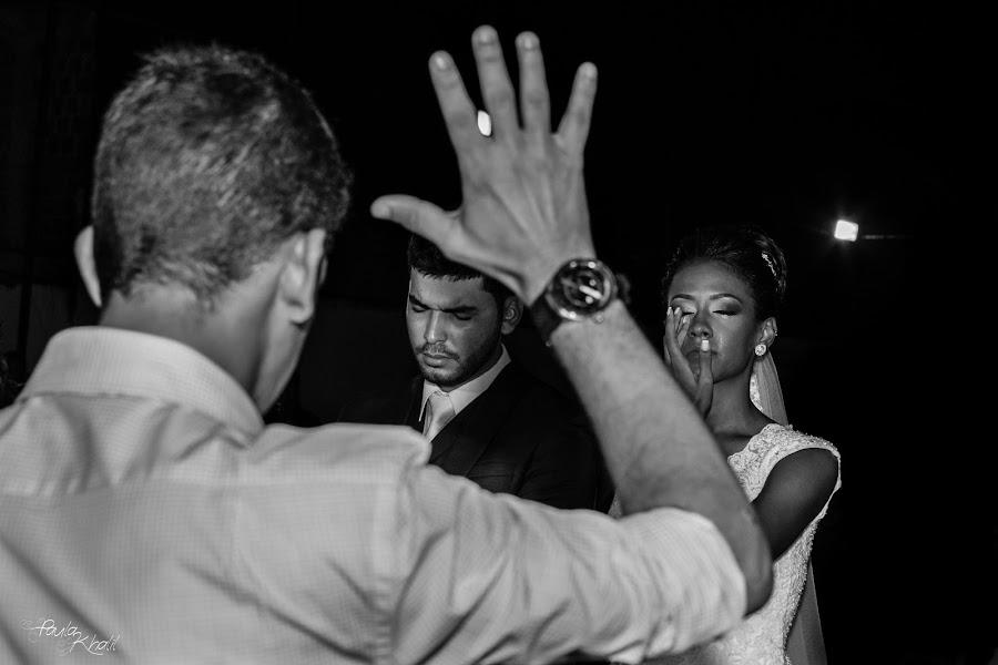Fotógrafo de casamento Paula Khalil (paulakhalil). Foto de 21.05.2017