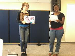 Photo: Human Trafficking prevention training