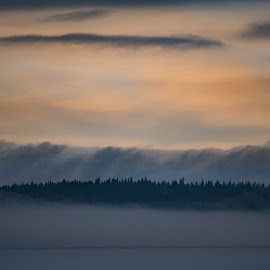 by Marko Paakkanen - Landscapes Cloud Formations