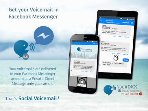 YouVOXX Voicemail, Call Blocker screenshot 12