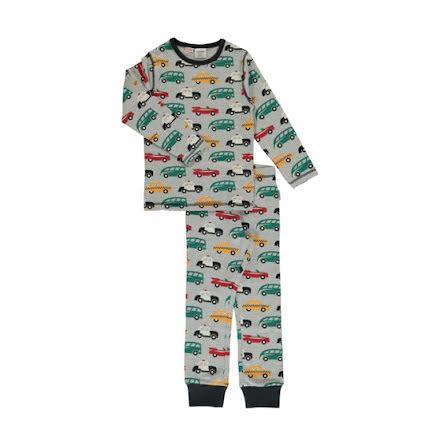 Maxomorra Pyjamas Set LS Traffic