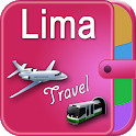 Lima Offline Map Travel Guide icon