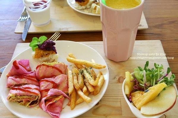 養足心靈養身之Butter巴特早午餐(2014/8/20更新)