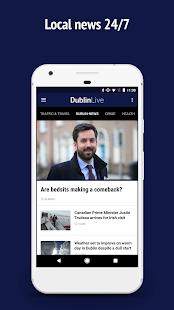 Dublin Live - náhled