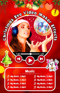 Christmas Eve Video Maker Effects for PC-Windows 7,8,10 and Mac apk screenshot 4
