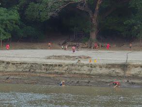 Photo: life at the river bank
