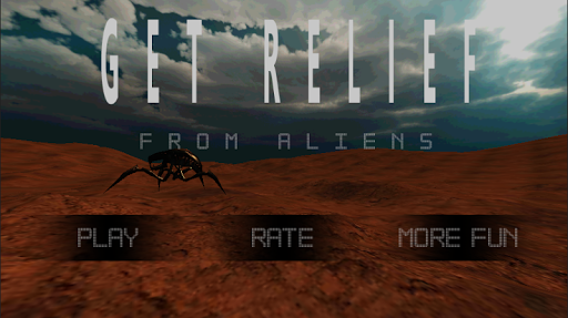 Get Relief From Aliens