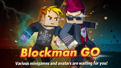 Blockman GO : Multiplayer Games 1.2.3 8