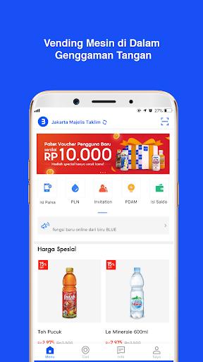 BLUE Indonesia(BluePay)  screenshots 1