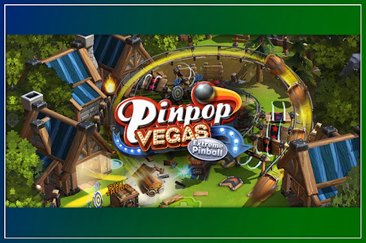 [Pinpop VEGAS] เกม Pinball ความเร็วสูง!