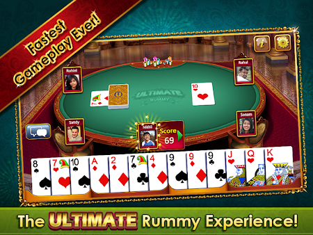 Ultimate Rummy 1.4.7 screenshot 353813