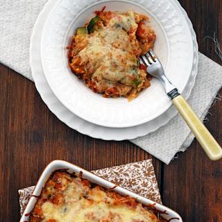 Italian Quinoa Casserole