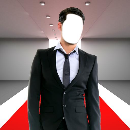 男子的照片套装 攝影 LOGO-玩APPs