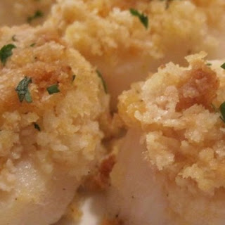 Baked Sea Scallops Recipes.