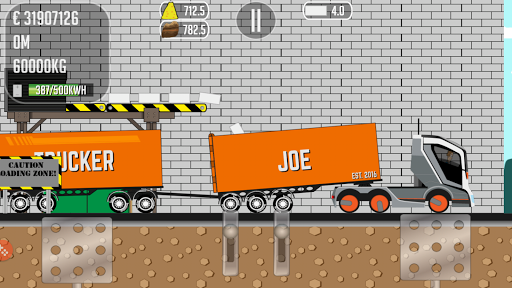 Trucker Joe 0.1.44 screenshots 1