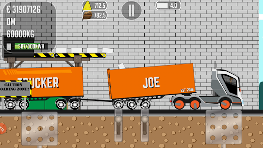 Trucker Joe Mod Apk Download For Android and Iphone 1