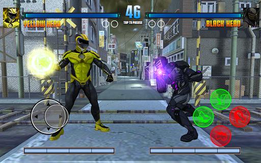 Legend Hero Super Dino Fight Ranger Ninja Warrior 10.0 screenshots 5