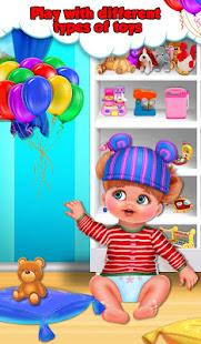 Baby Ava Daily Activities 15