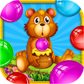 Honey Bear Bubble Blaster