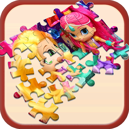 Jigsaw for Shimmer & Shine