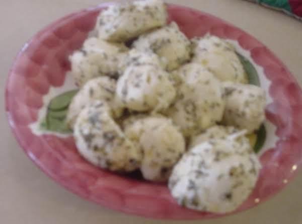 Marinated Mozzarella Balls Recipe