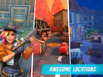 Heroes of Warland - Online 3v3 PvP Action APK screenshot thumbnail 14