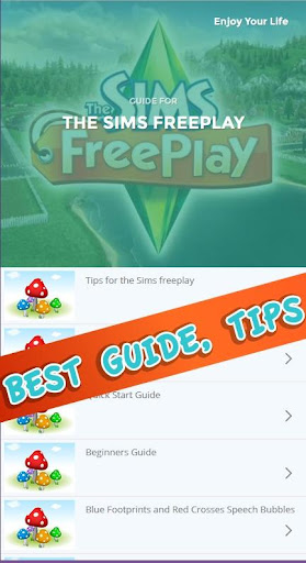Guide for The Sims FreePlay