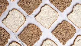 El pan de molde cuenta con una gran variedad de tipos.