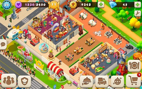 Tasty Town Screenshot