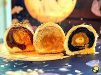 金葡萄蛋黃酥