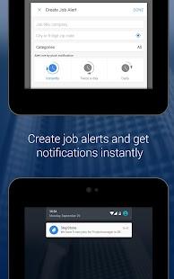 StepStone Job App- screenshot thumbnail