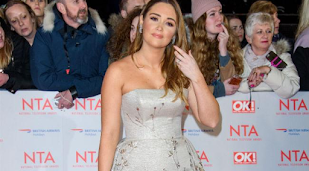 Jacqueline Jossa in talks for I'm A Celebrity... Get Me Out Of Here!