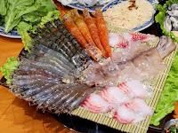 989薑母鴨 豐盛水產超市火鍋