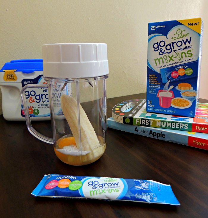 Super Easy Funny Face Pancakes #NutritionintheMix #Walmart #ad Blend.png