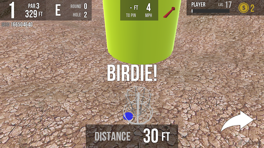 android Disc Golf Unchained Screenshot 4