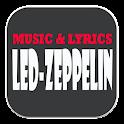 Music & Lyrics Led Zeppelin icon
