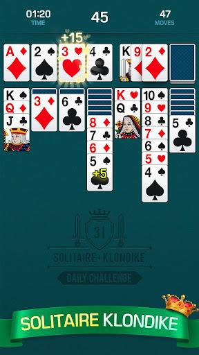 Klondike Solitaire 2.1.4 screenshots 1