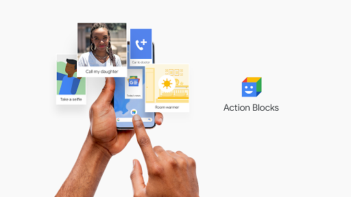 Action Blocks screenshot 1