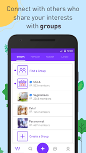 Whisper App Download For Android and iPhone 2