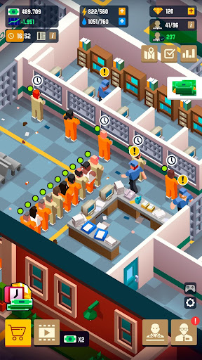 Prison Empire Tycoon screenshot 7