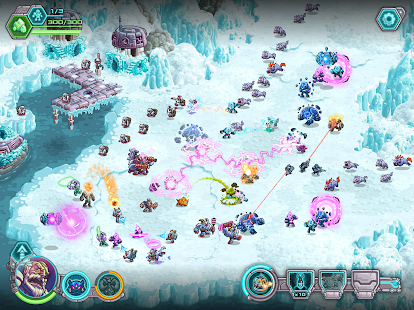 Iron Marines Screenshot