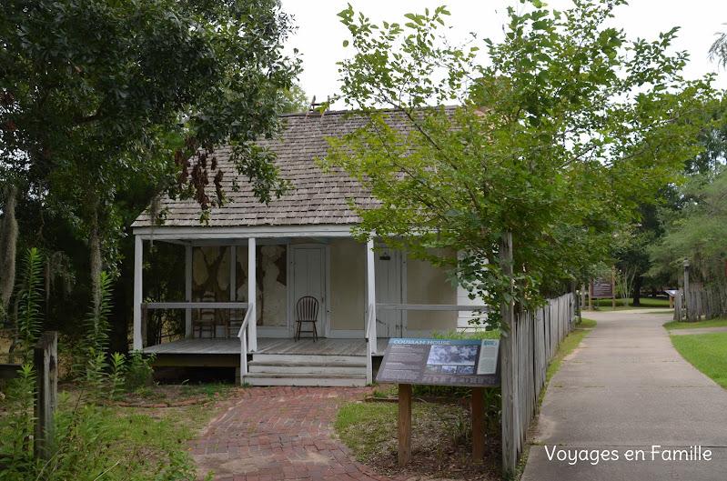 Coussan House Vermilionville