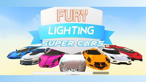 Fury Super Cars 2020 android2mod screenshots 1