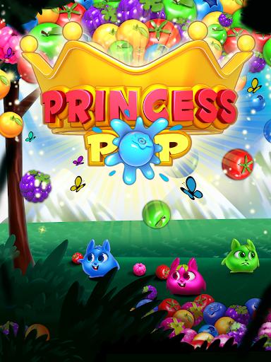 Princess Pop - Bubble Shooter 2.2.6 screenshots 18