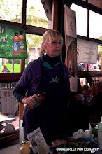 Photo: Jill Padua of Jill's Kitchen Open Sesame Sauces - great stuff, great lady.