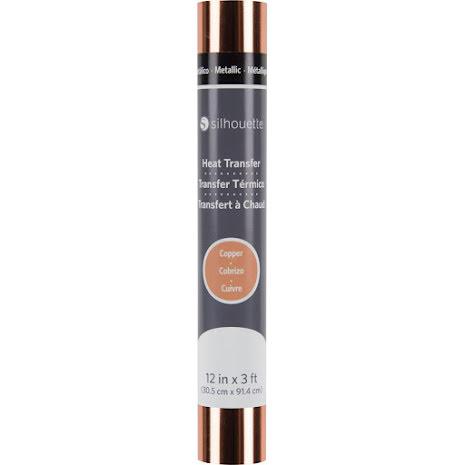 Silhouette Metallic Heat Transfer 12X3 - Copper