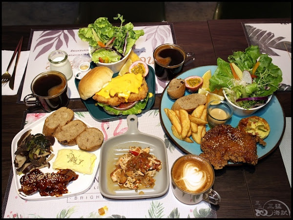 鹿境早午餐 Arrival Brunch & Cafe