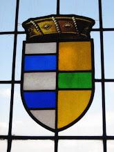 Photo: escut de Guimerà i Papiol