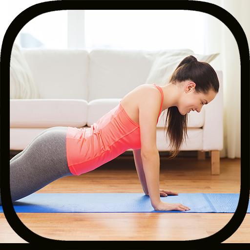 妇女家庭健身 健康 App LOGO-APP試玩